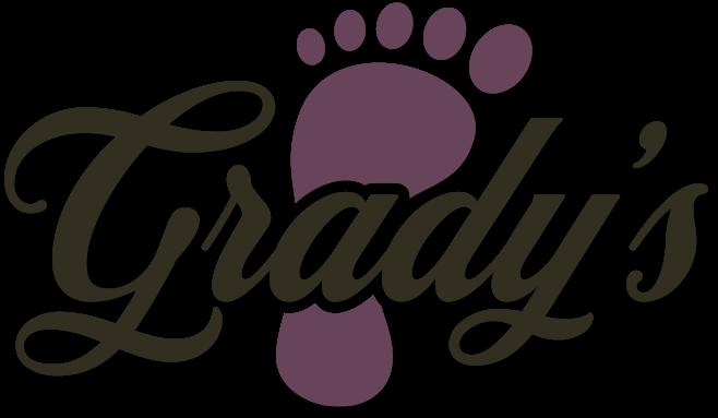 Grady's Logo