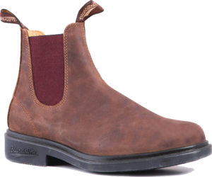Blundstone Rustic Brown Dress Boot