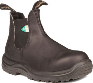 Blundstone 163 Black CSA Safety Boot