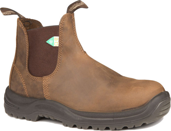 Blundstone 164 Crazy Horse CSA Safety Boot