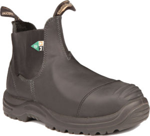 Blundstone 165 Black Met Gaurd CSA Safety Boot