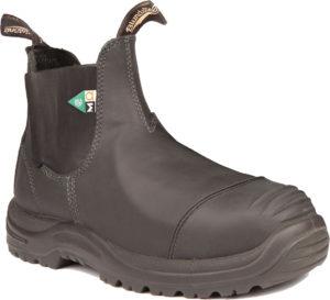 Blundstone 165 Black Met Gaurd CSA Safety Boot