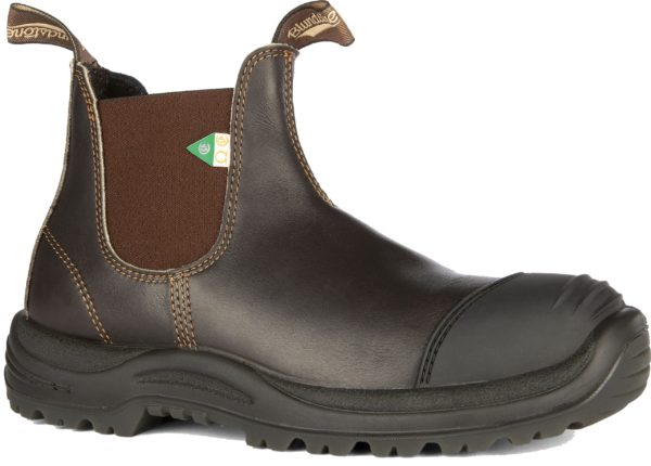 Blundstone 167 Stout Toe Cap CSA Safety Boot