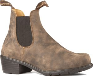 Blundstone Style 1677 Rustic Brown Heeled