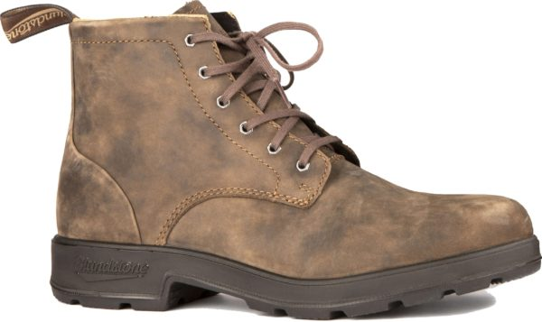 Blundstone 1937 Rustic Brown Lace Up Boot