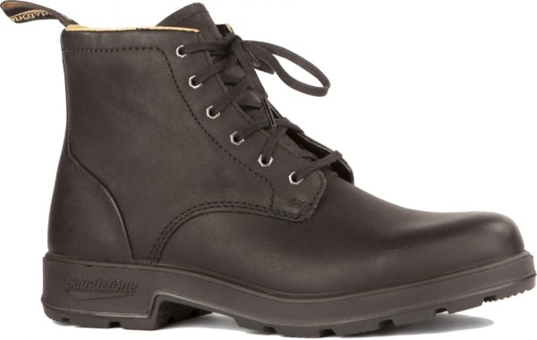 Blundstone 1938 Black Lace Up Boot