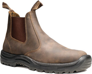Blundstone 492 Rustic Brown Chunk Sole
