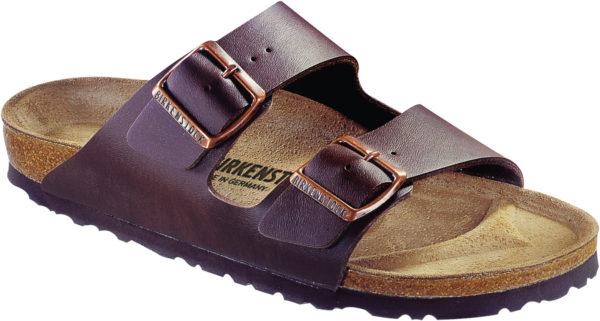Birkenstock Arizona Brown Birko Flor Soft Footbed