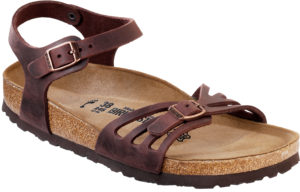 Birkenstock Bali Havana Leather