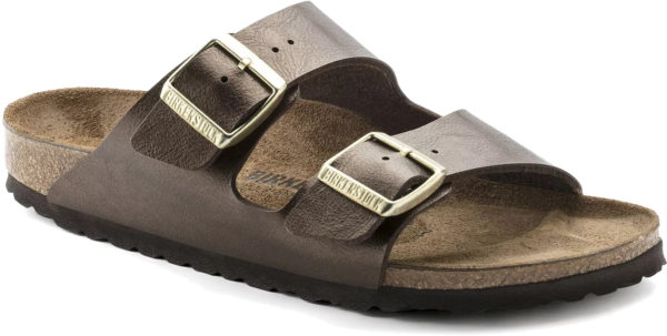 Birkenstock Arizona Graceful Toffee Classic Footbed