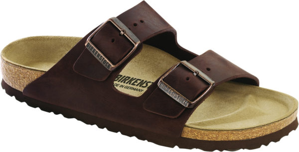 Birkenstock Arizona Habana Oiled Leather Classic Footbed