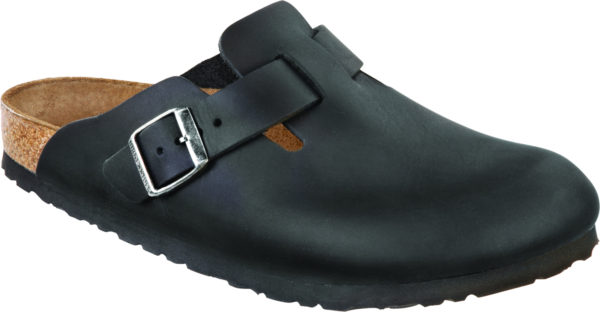 Birkenstock Boston Oiled Leather Classic Footbed