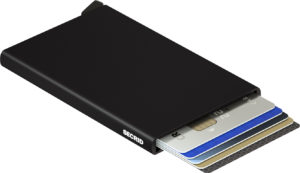 Secrid Card Protector Black