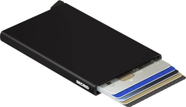 Secrid Card Protector Black