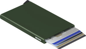 Secrid Card Protector Green