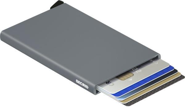 Secrid Card Protector Titanium