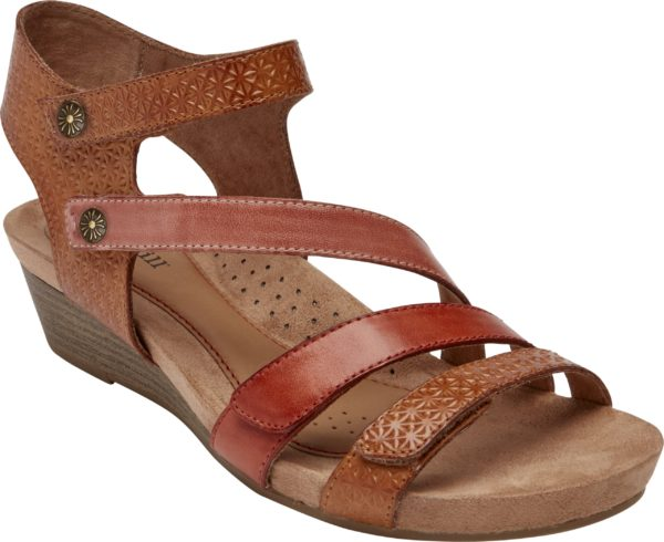 Cobb Hill Hollywood 4 Strap Tan