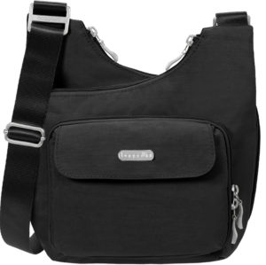 Baggallini Criss Cross Black