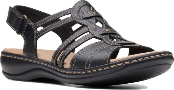 Clarks Leisa Janna Black