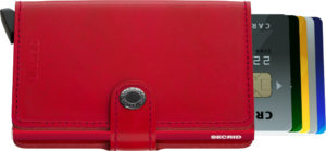 Secrid Miniwallet Red