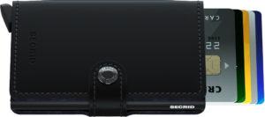 Secrid Miniwallet Black Matte