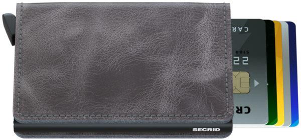 Secrid Slimwallet Grey Vintage