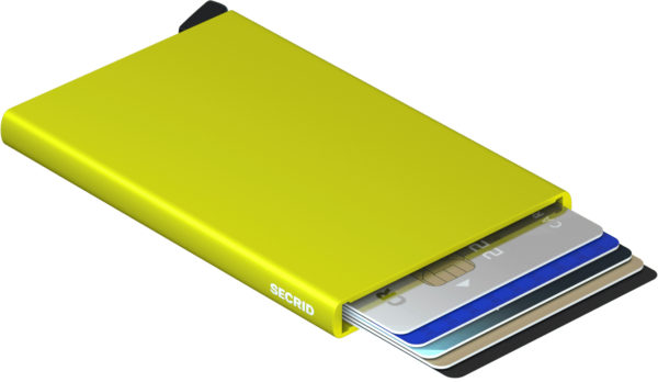Secrid Card Protector Lime