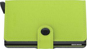 Secrid Miniwallet Lime Yard