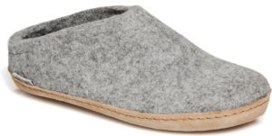 Glerup Slipper Grey