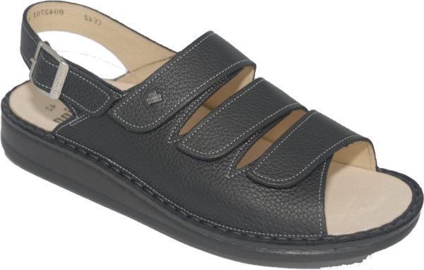 Finn Comfort Sylt Black Soft