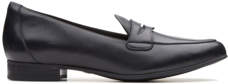 Clarks UnBlush Go Black