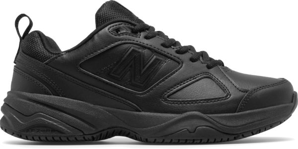 New Balance WID626 Black Slip Resistant