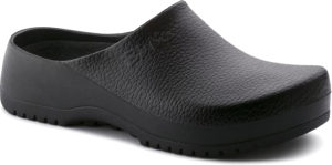 Birkenstock Super Birki Black Classic Footbed