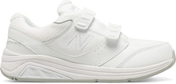 New Balance WW928 White Velcro