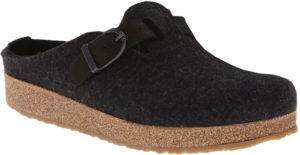 Haflinger Girzzly Strap Charcoal
