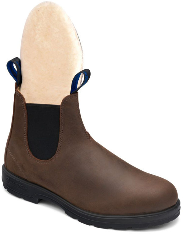 Blundstone WInter Thermal Antique Brown