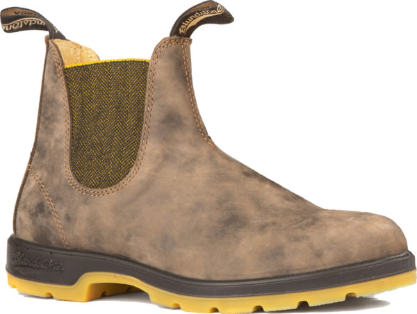 Blundstone 1944 Rustic Brown Leather with Two-Tone Sole