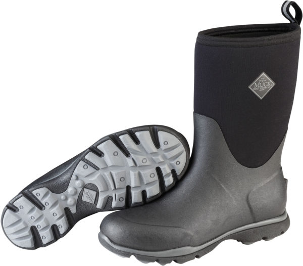Muck Arctic Excurtion Mid Black