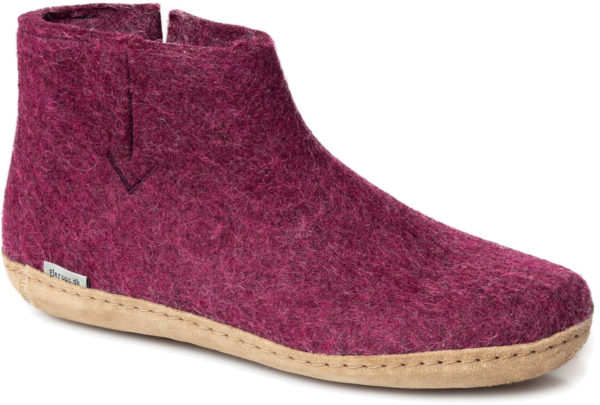 Glerup Boot Cranberry