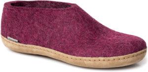 Glerup Shoe Cranberry