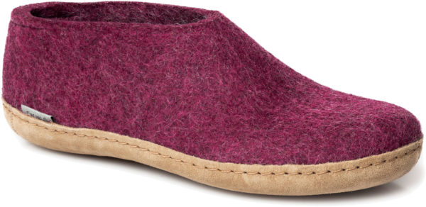 Glerup Shoe Cranberry