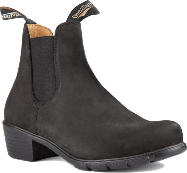 Blundstone 1960 - Women's Series Heel Black Nubuck