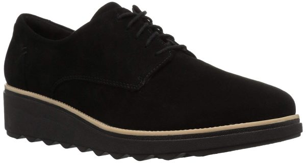 Clarks Sharon Noel Lace Up