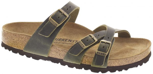 Birkenstock Franca Jade Oiled leather 1019958