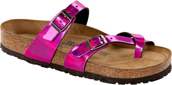 Birkenstock Mayari Kids Mirror Pink Birko Flor 371253