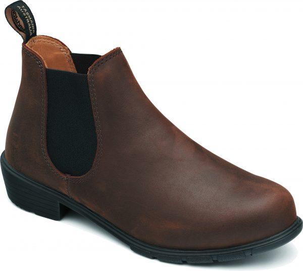 Blundstone 1970 Low Heel Antique Brown