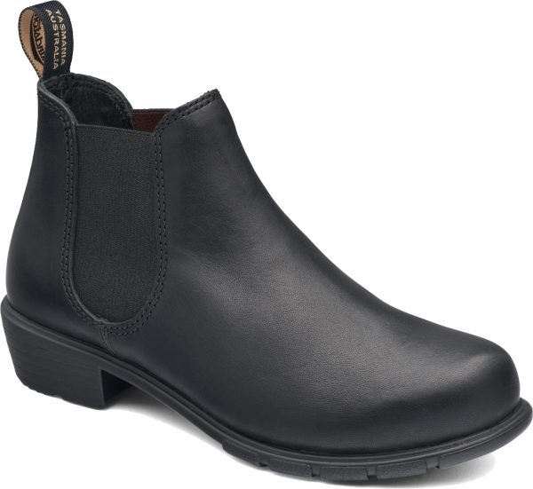 Blundstone 2068 Low Heel Black